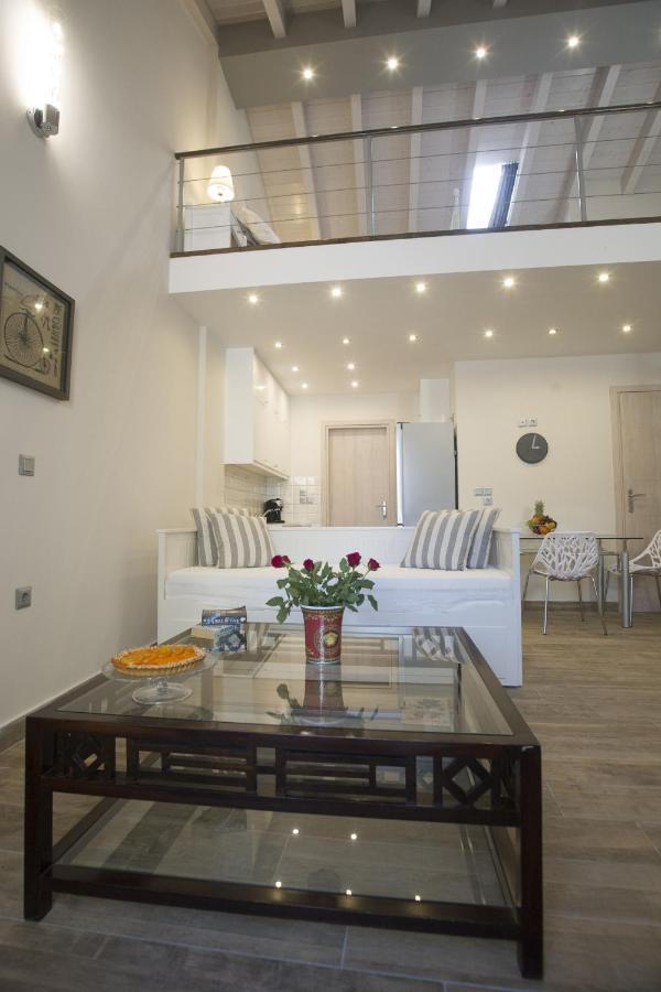 Дом для отпуска  Corfu Town Luxury Studios -A