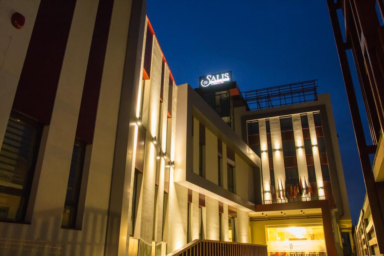 Отель Salis Hotel & Medical Spa