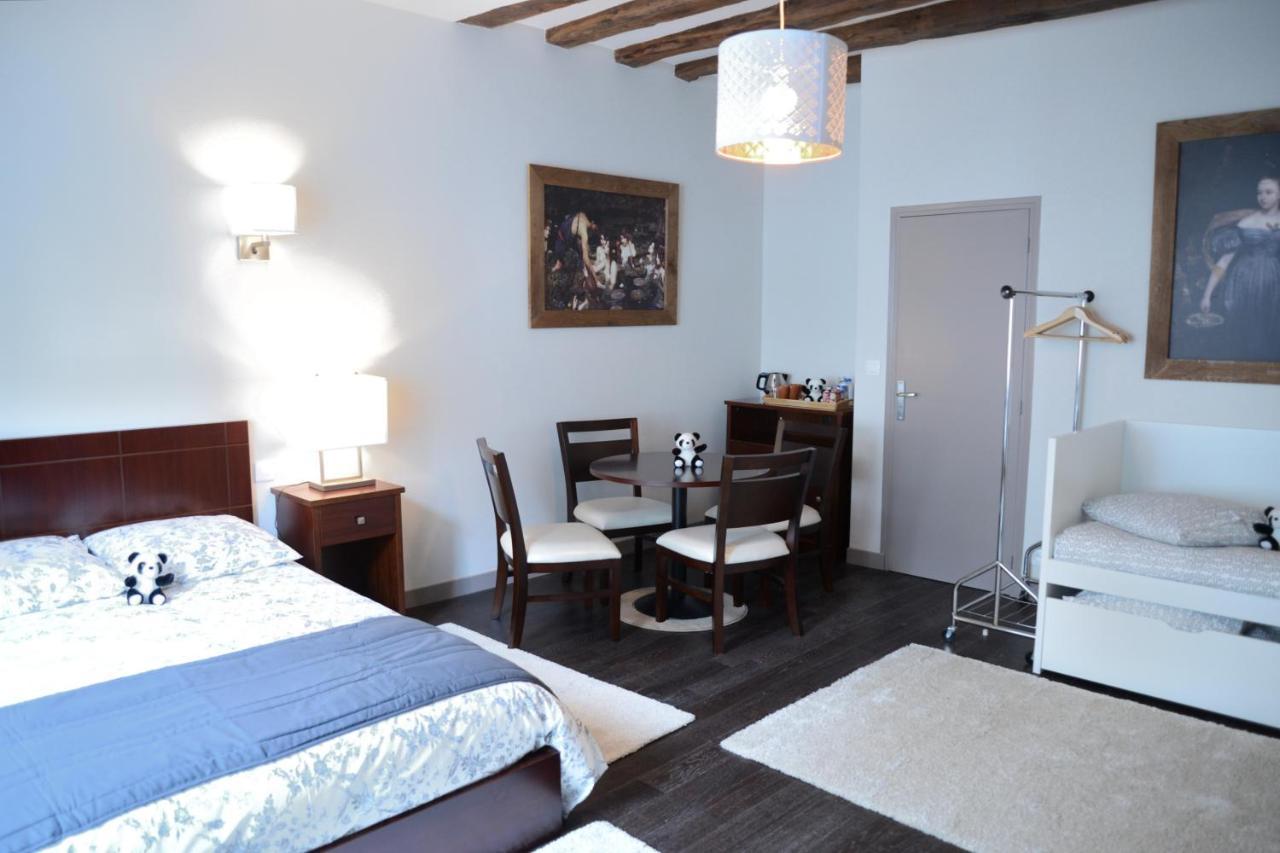 Гостевой дом  Maison Du Chatelain