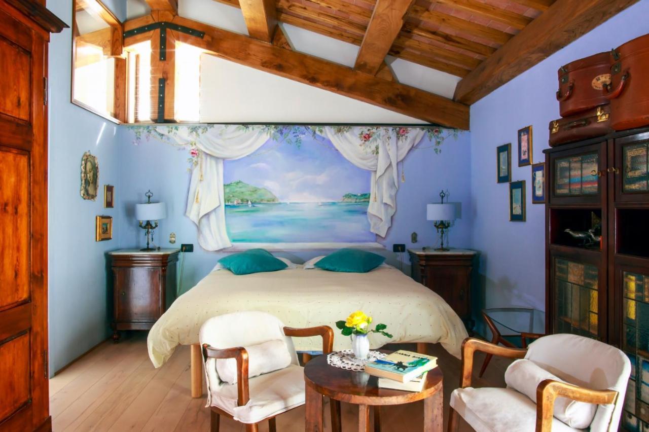 Отель типа «постель и завтрак»  Bed And Breakfast I Glicini