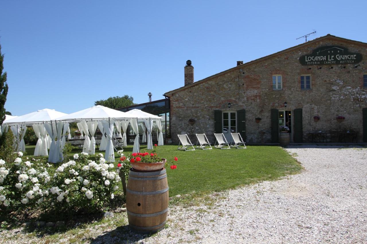 Фермерский дом  Locanda Le Giunche  - отзывы Booking