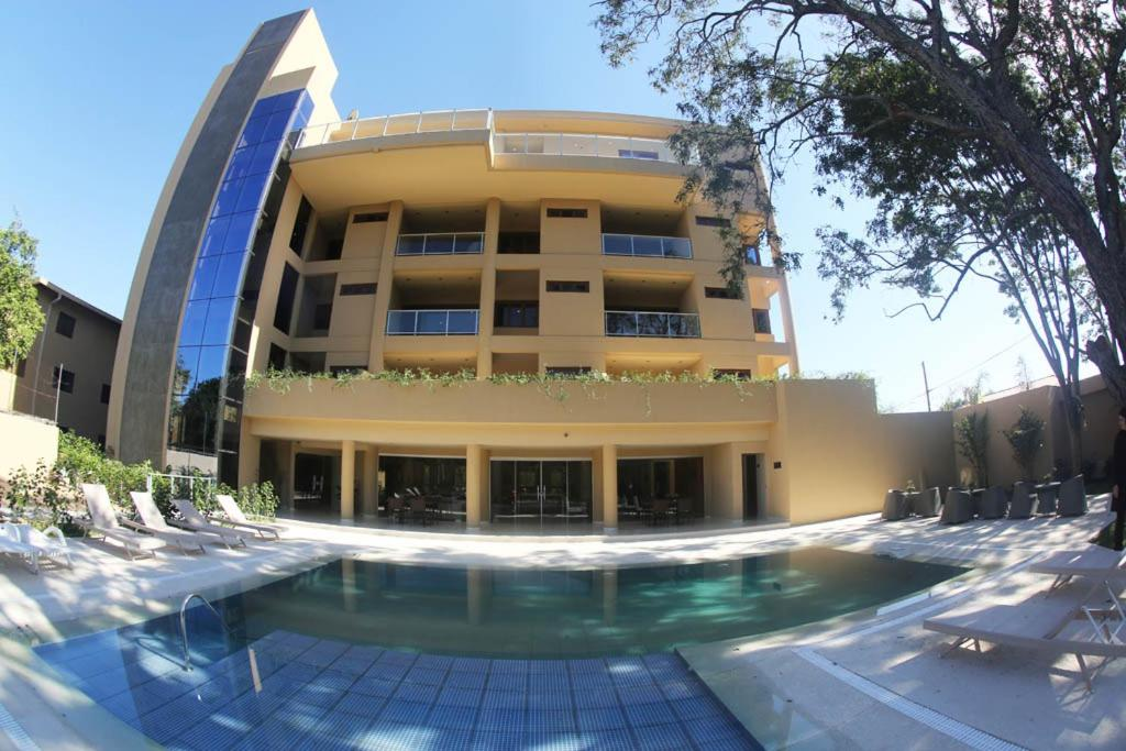 Апарт-отель  Andares Del Agua