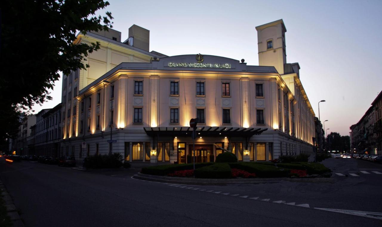 Отель Grand Visconti Palace