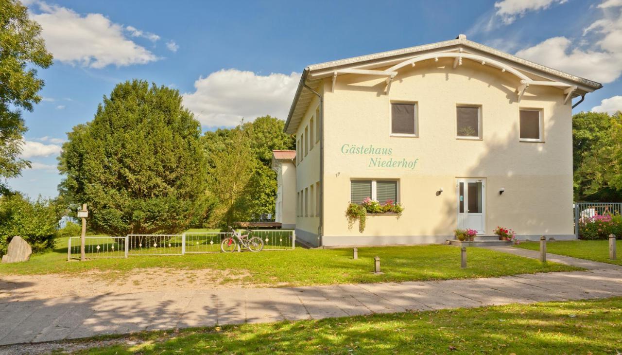 Апартаменты/квартиры  Gästehaus Niederhof