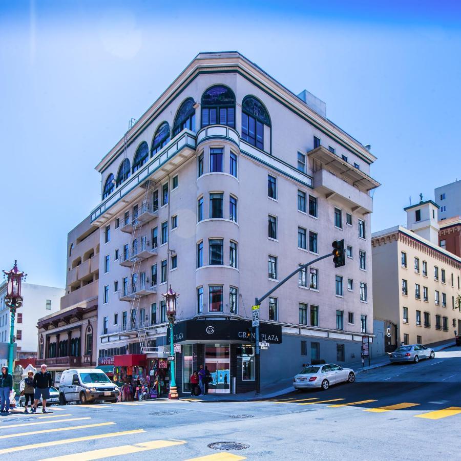 Grant Plaza Hotel San Francisco Ca Booking Com