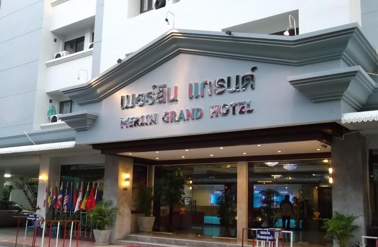 Отель  Merlin Grand Hotel  - отзывы Booking