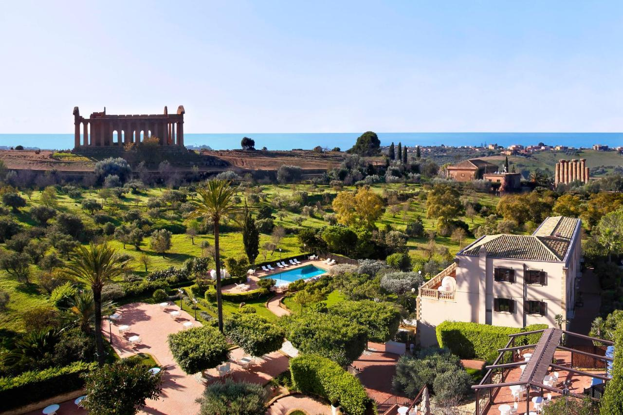 Hotel Villa Athena Agrigento Updated 2021 Prices