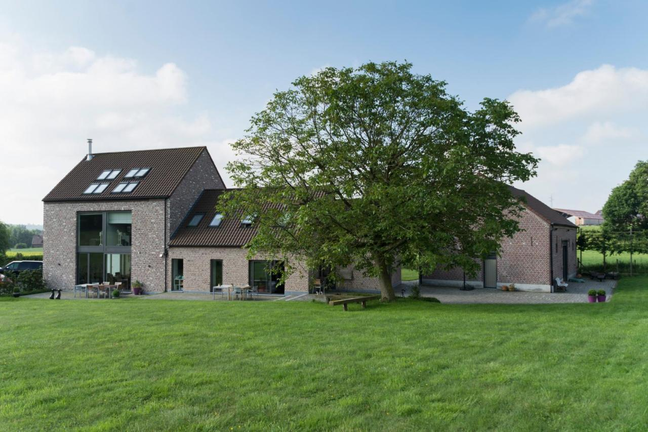 Отель типа «постель и завтрак»  B&B Het Lavershuis