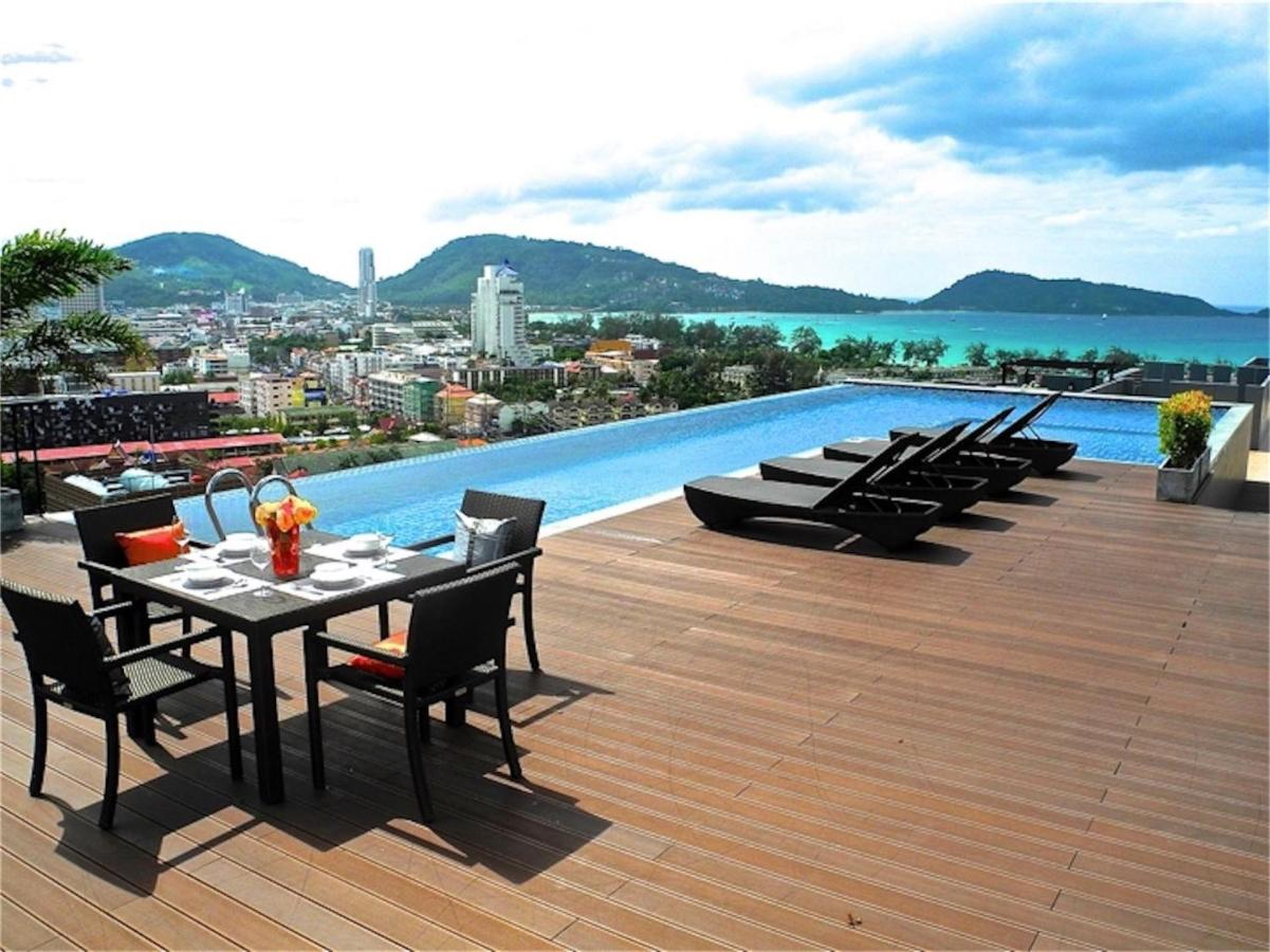 Апартаменты/квартира  Bliss Patong 2 bedrooms Apartment  - отзывы Booking