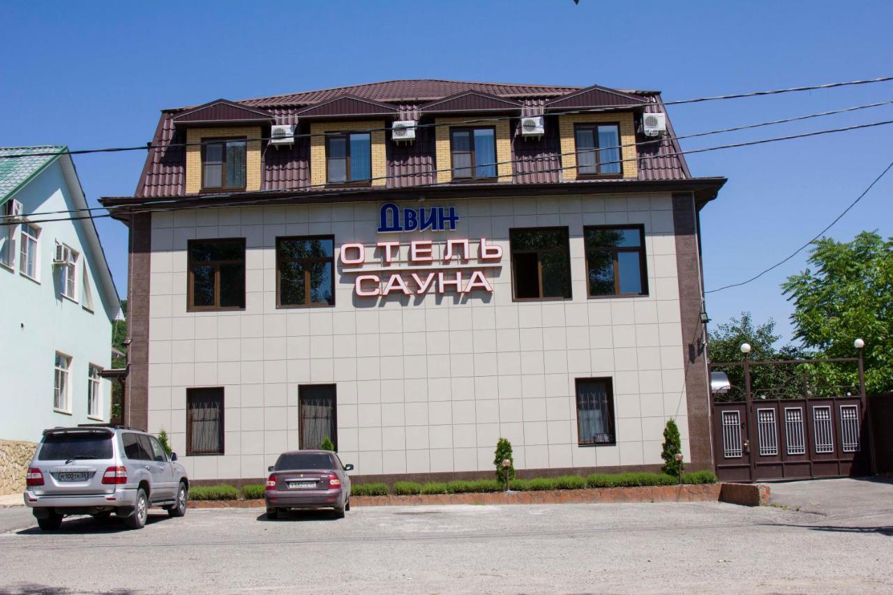 Отель  HOTEL-SAUNA DVIN