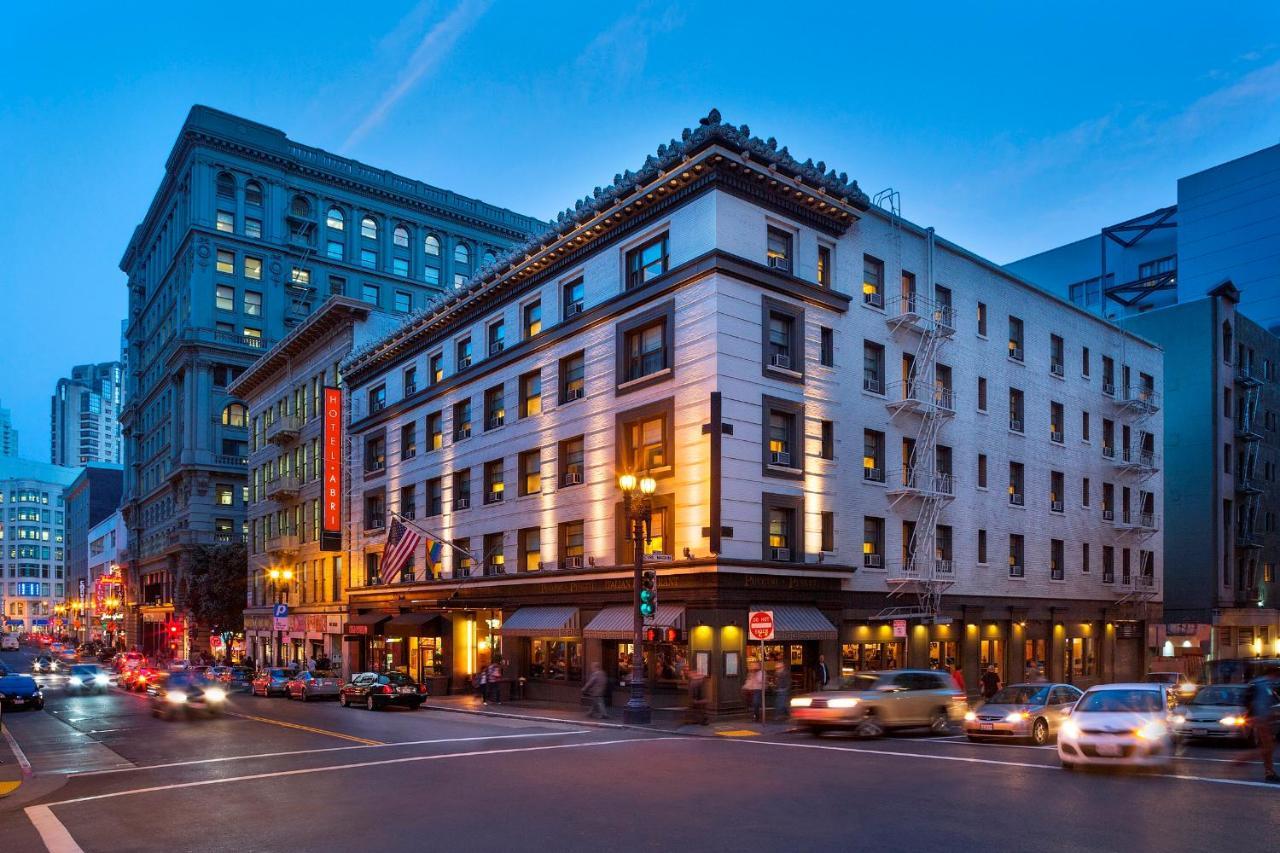 Отель  Отель  Hotel Abri Union Square