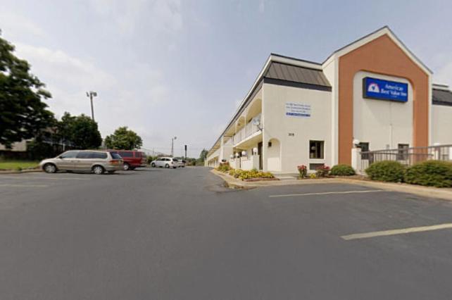Мотель Budget Inn Charlotte