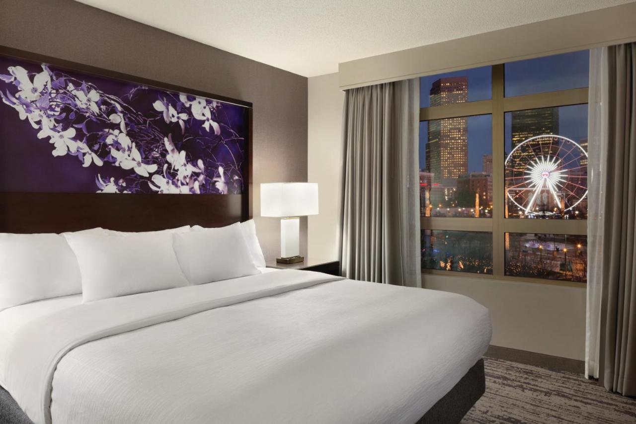 Отель  Отель  Embassy Suites Atlanta At Centennial Olympic Park