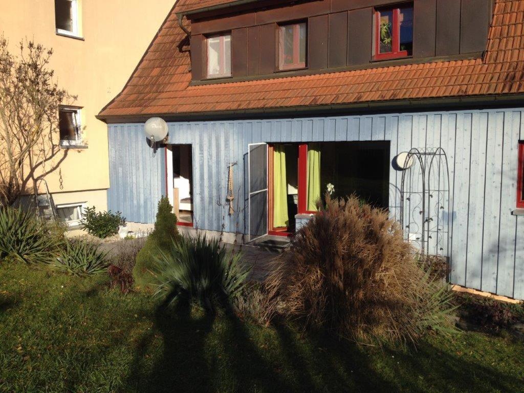 Апартаменты/квартира  Haus Kunterbunt