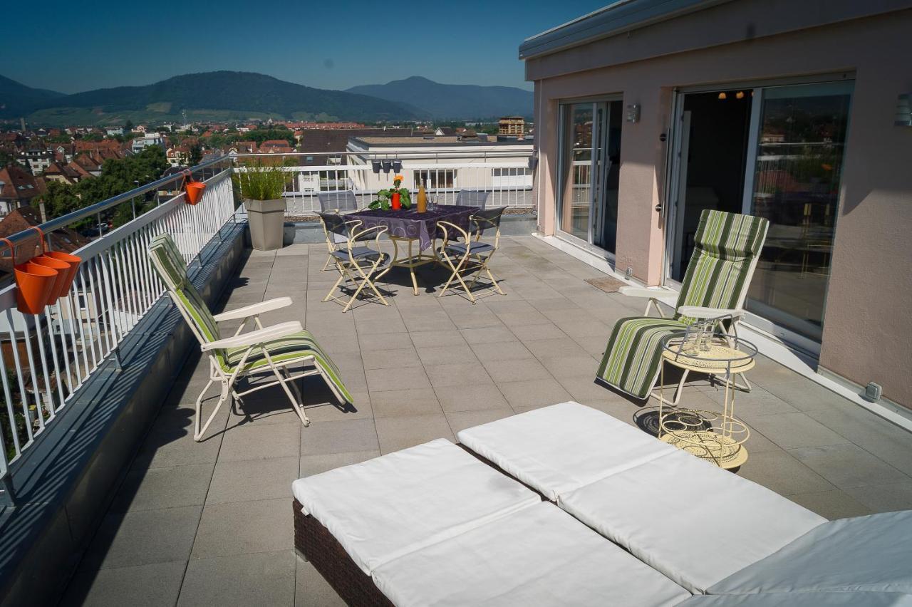Апартаменты/квартира  En attique - Residence le Ronsard  - отзывы Booking