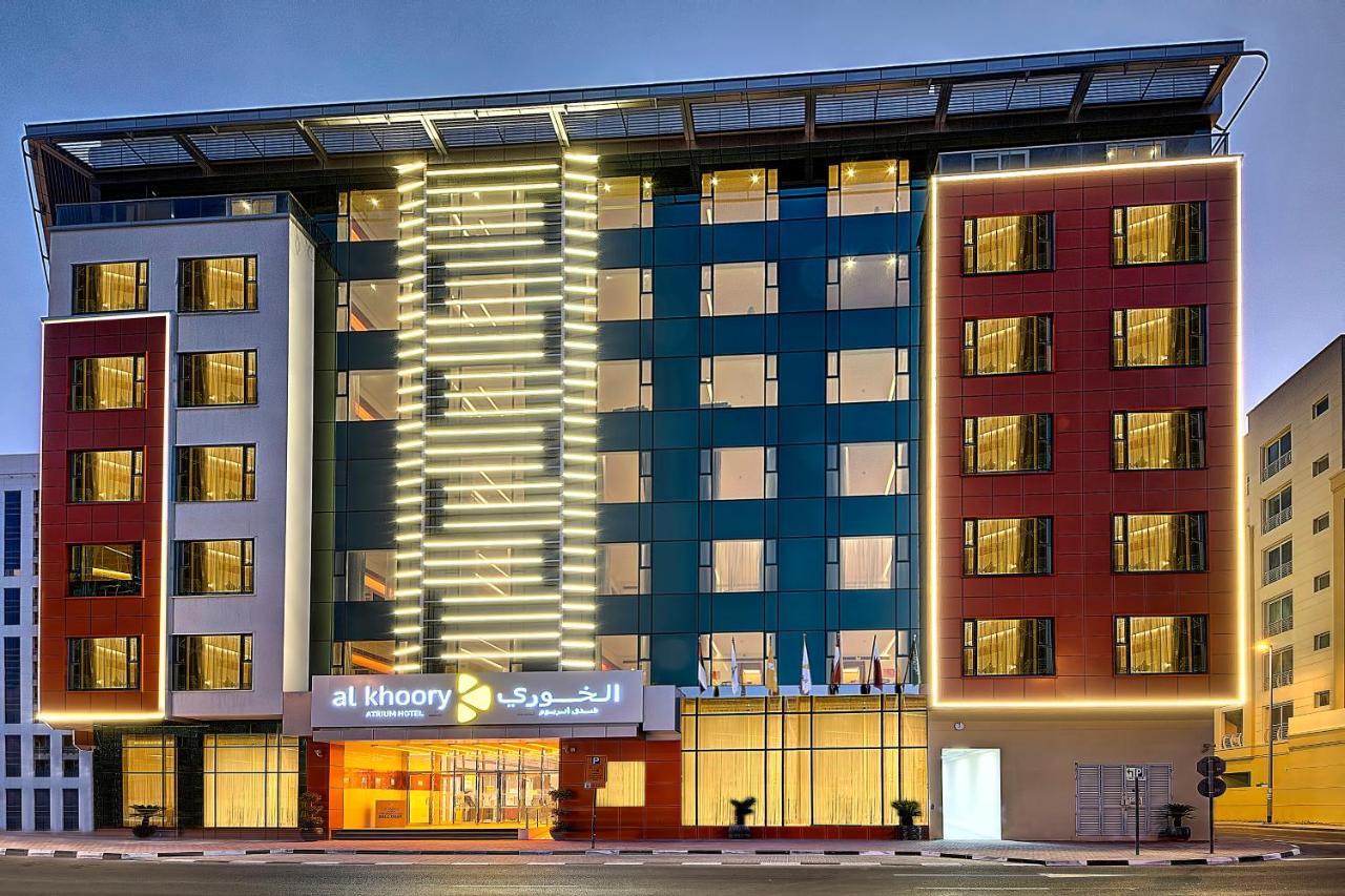 Al khoory atrium hotel 4 дубай апартаменты италия на море