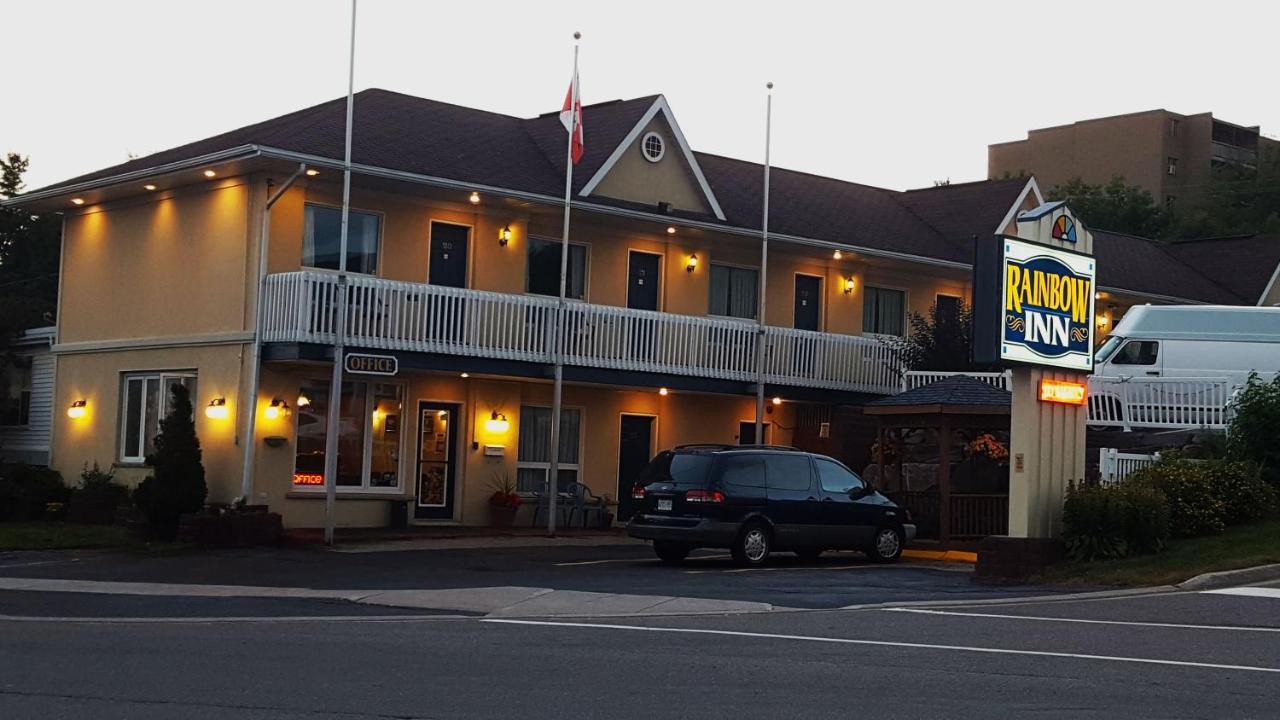 Мотель Мотель Rainbow Inn