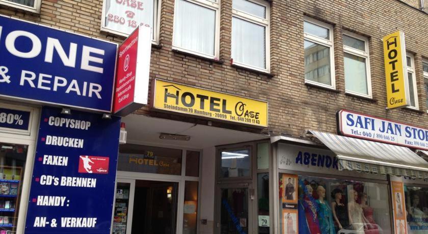 Отель  Отель  ITM Hotel Oase
