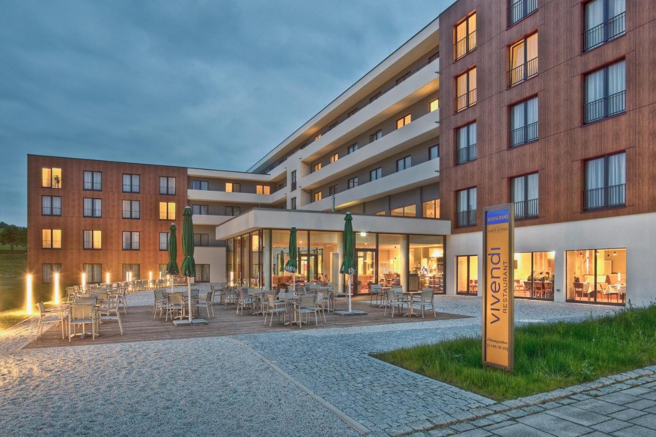 Отель  Santé Royale Hotel- & Gesundheitsresort Warmbad Wolkenstein