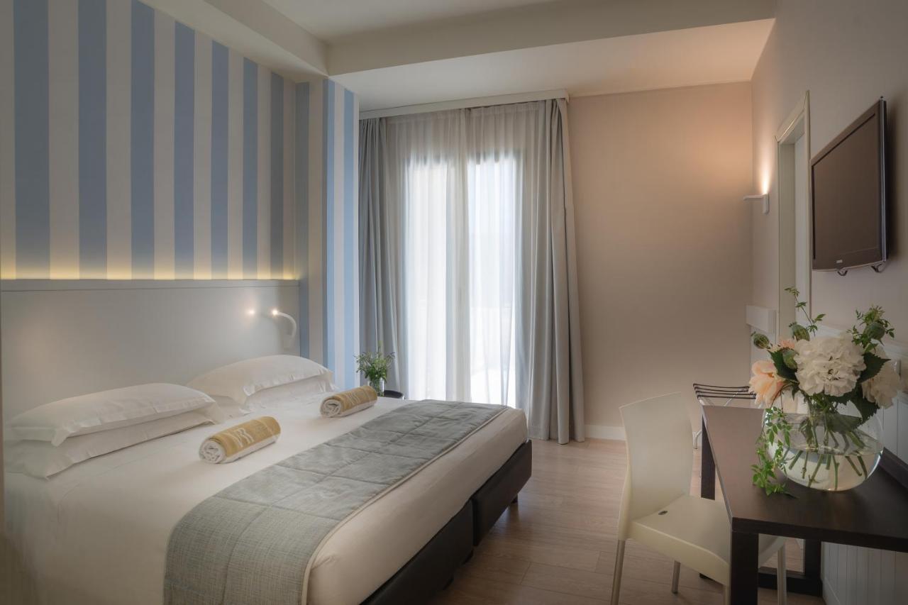 Отель Hotel Villa Rosa Riviera - отзывы Booking