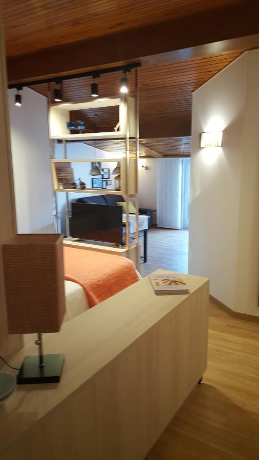Апартаменты/квартира  Estudio Atico Ourense  - отзывы Booking