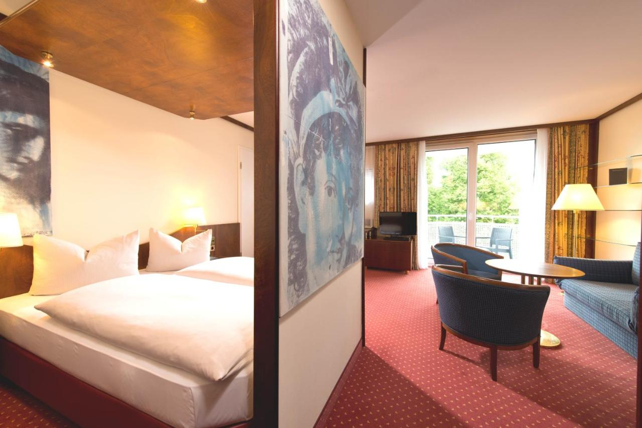 Апарт-отель  Living Hotel Weißensee