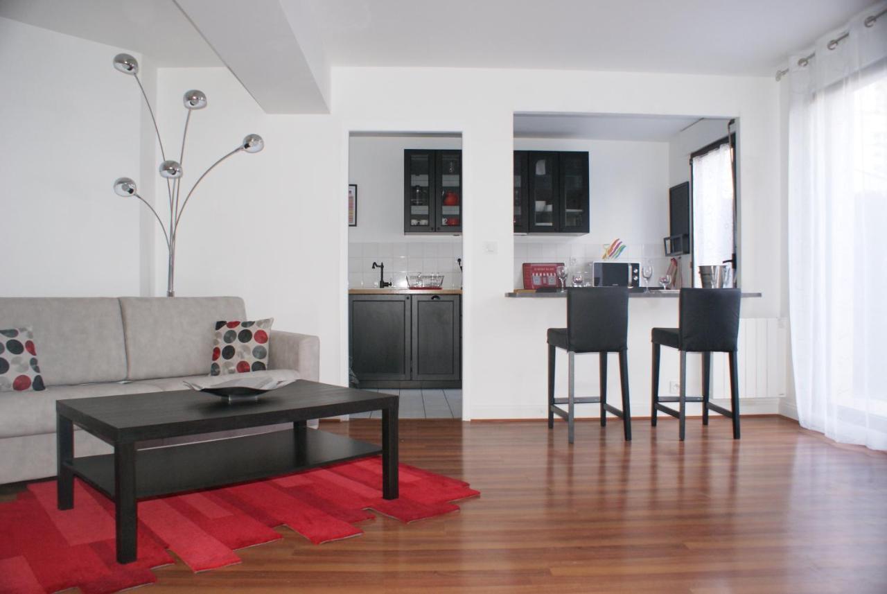 Апартаменты/квартира  Appartement Le Louvre  - отзывы Booking