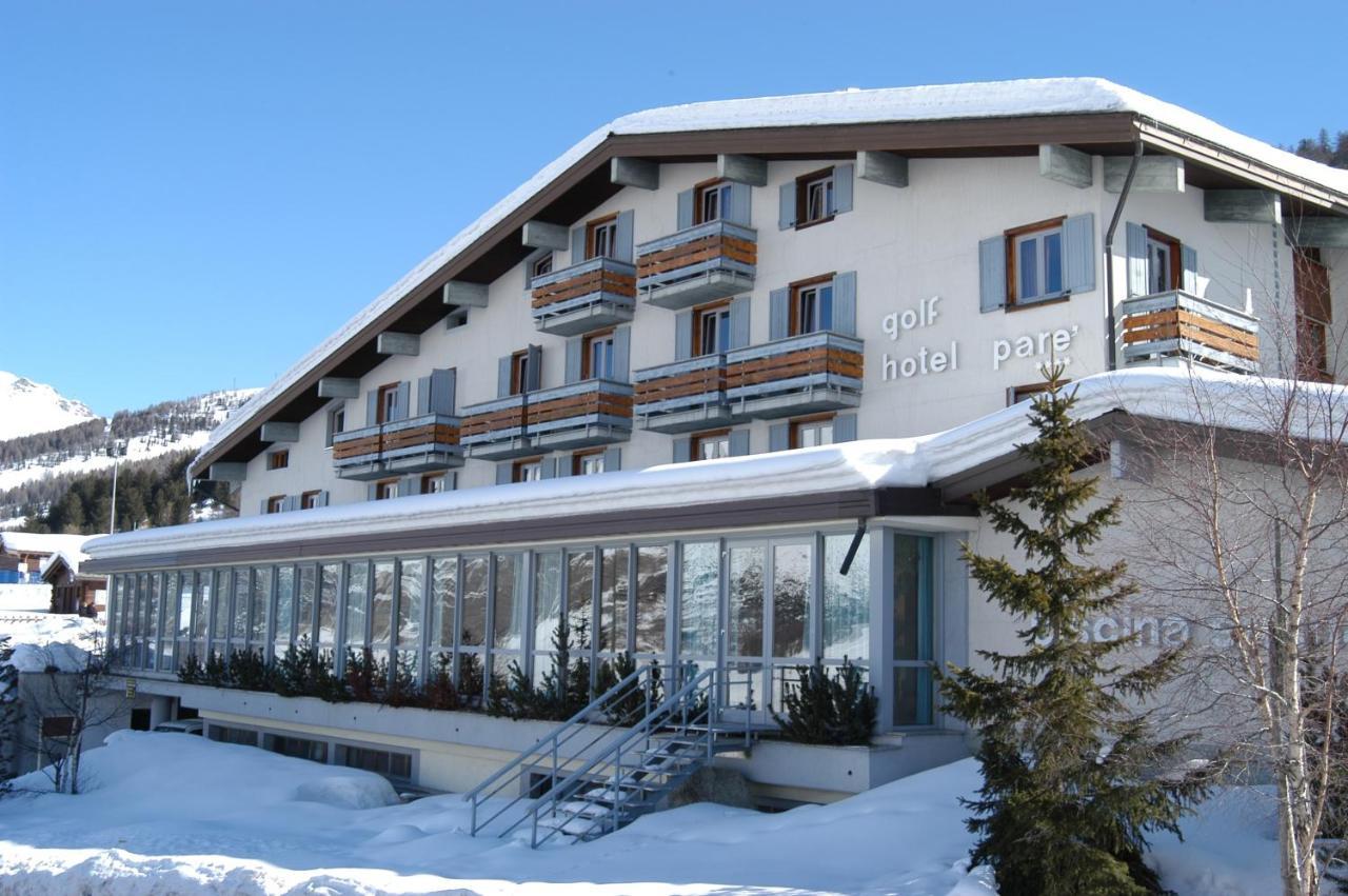Отель  Hotel Parè  - отзывы Booking