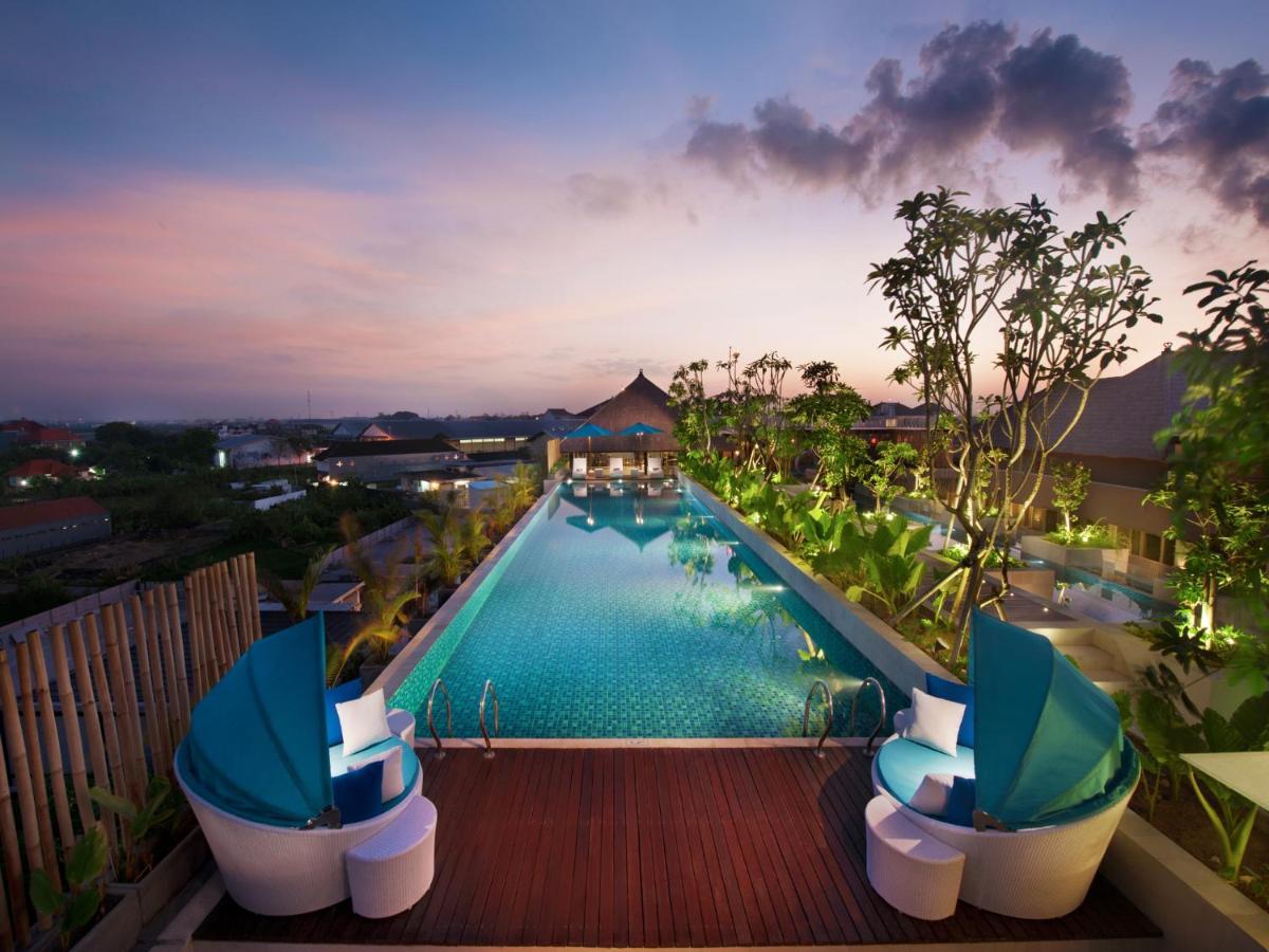 Отель  Ramada By Wyndham Bali Sunset Road Kuta