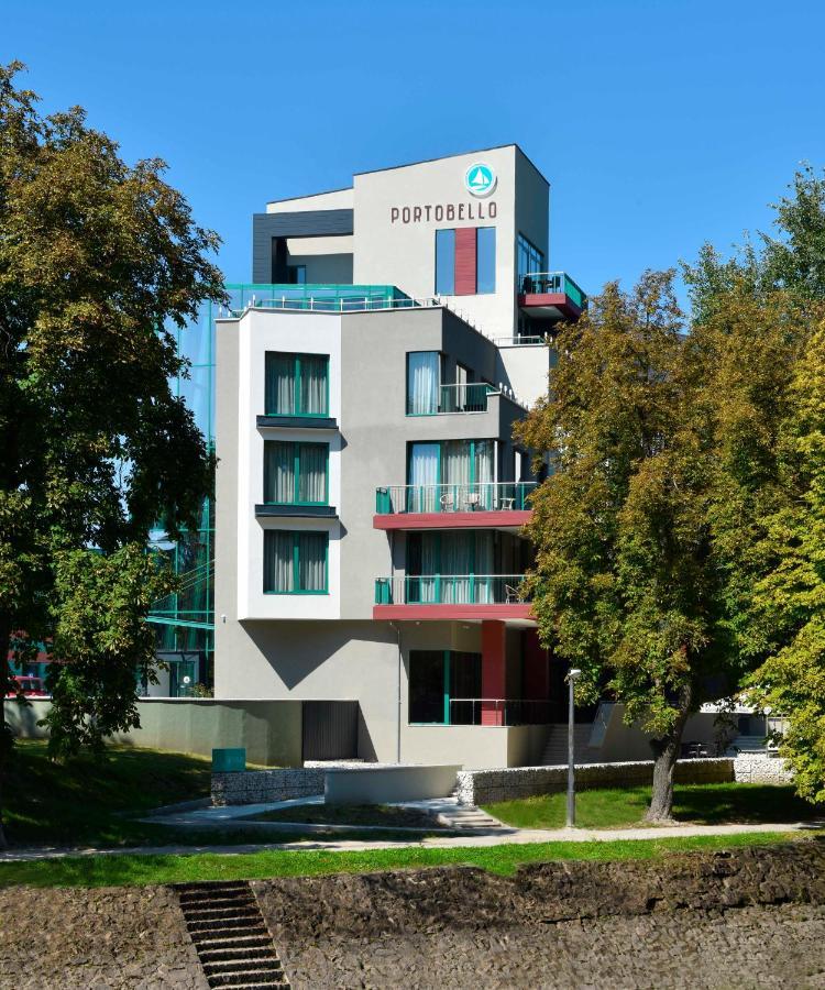 Отель  Portobello Wellness & Yacht Hotel  - отзывы Booking