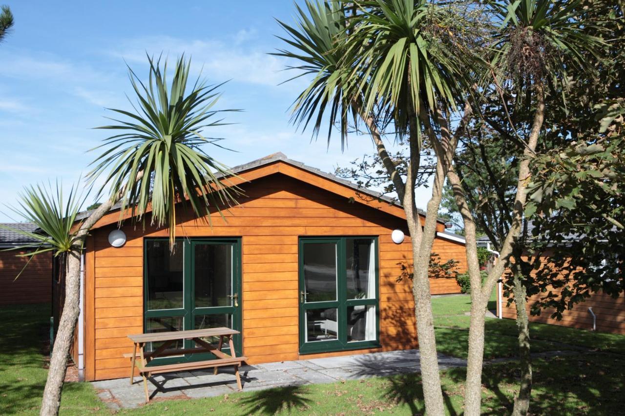 Atlantic Bays Holiday Park, Padstow, North Cornwall