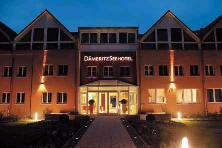 Отель  DämeritzSeehotel