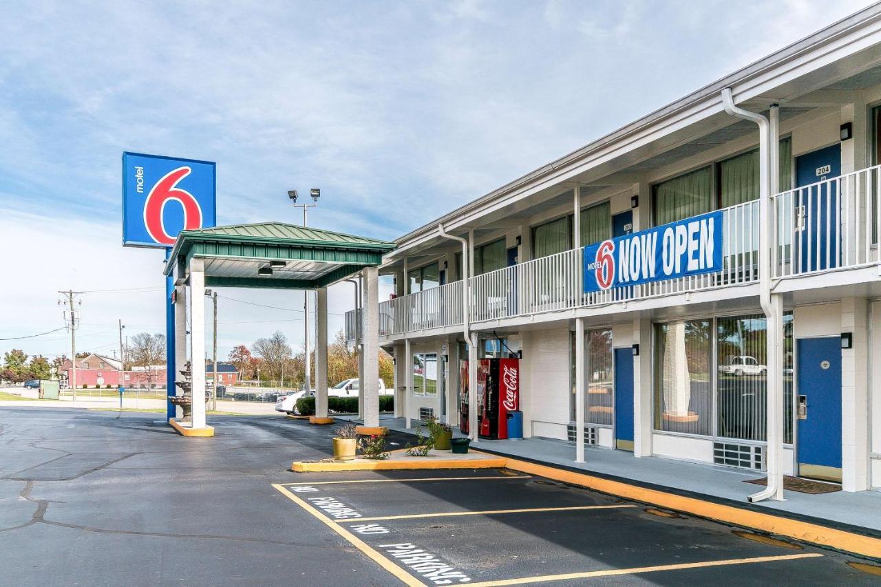 Отель  Motel 6-Somerset, KY