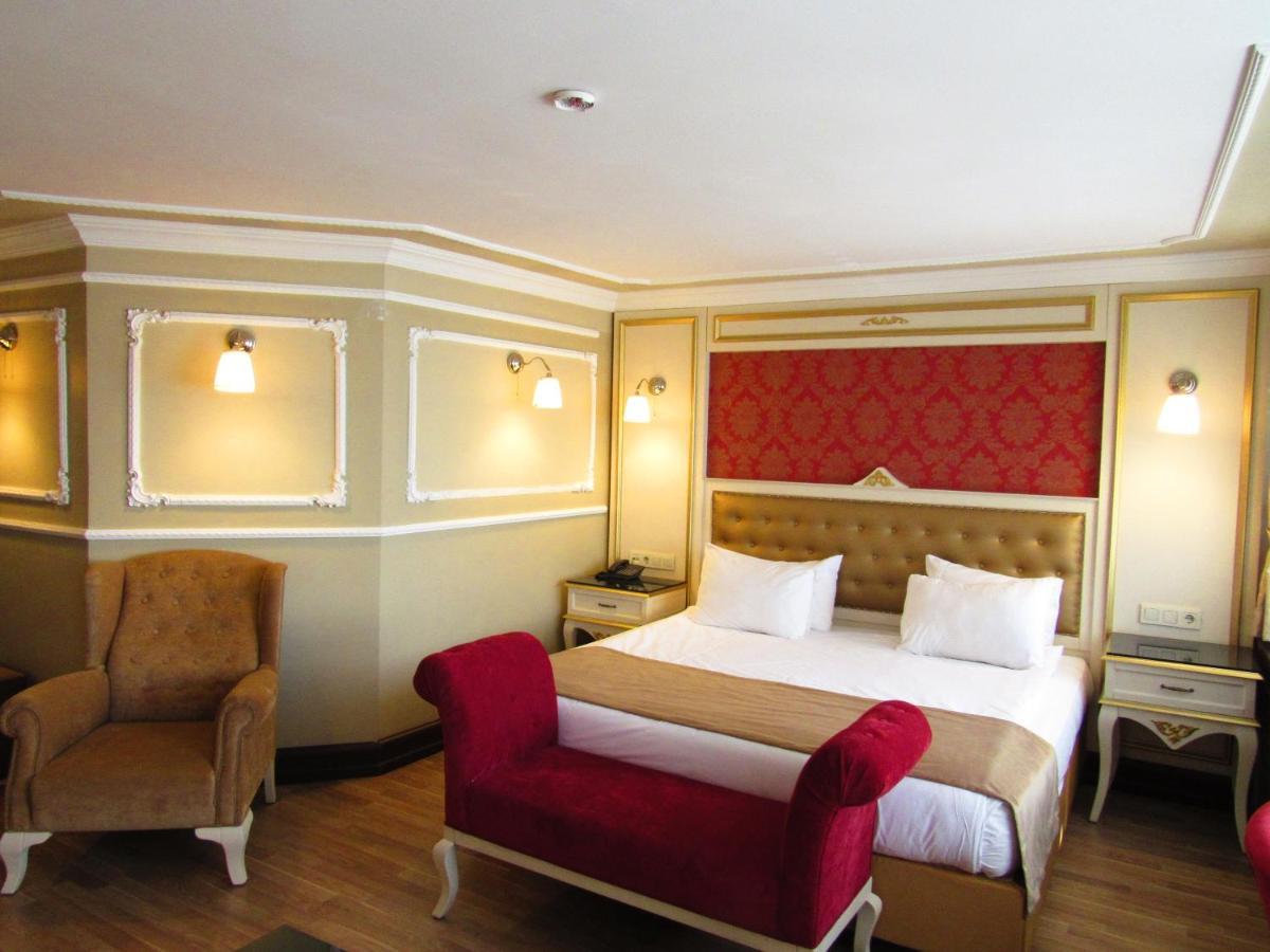 Отель  Kadikoy Park Suites