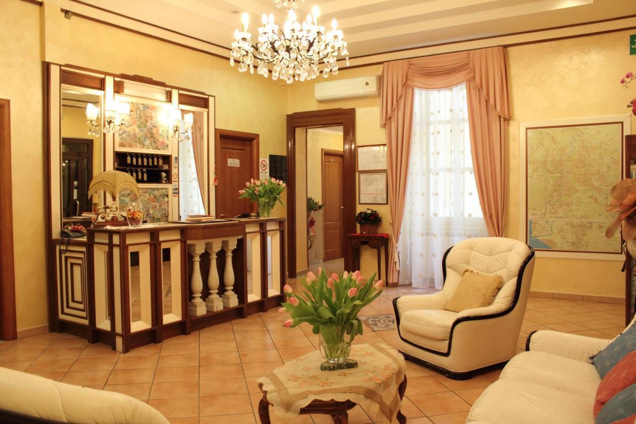 Отель  Hotel Giugiù  - отзывы Booking