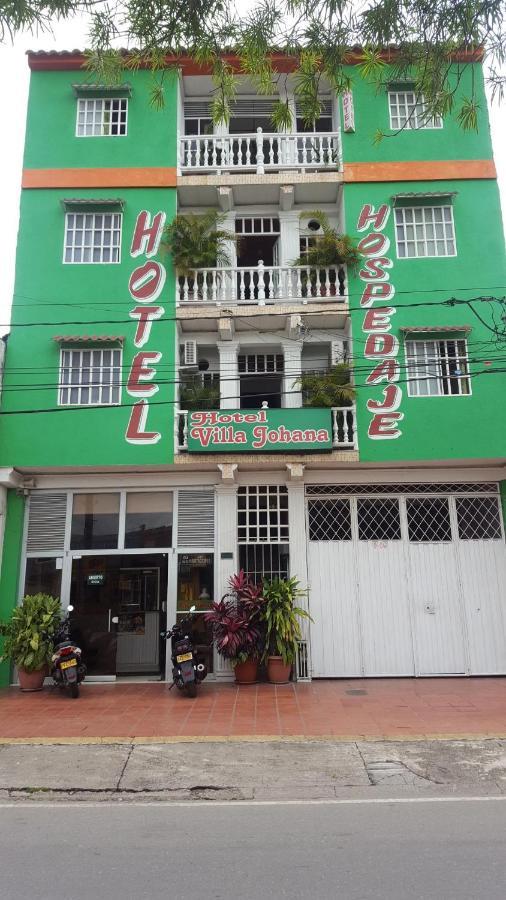 Отель  Hotel Villa Johana