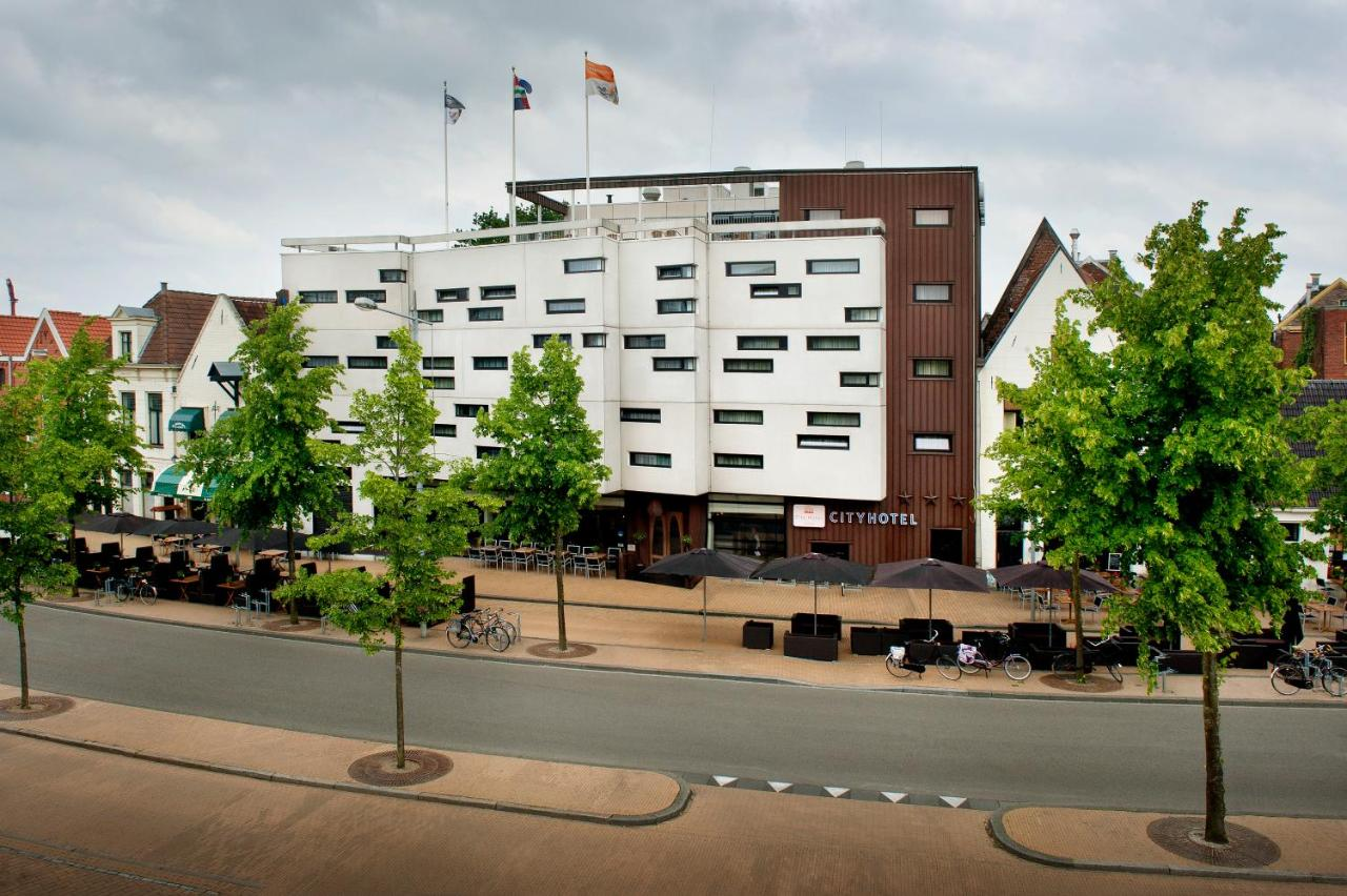 Отель  Отель  City Hotel Groningen
