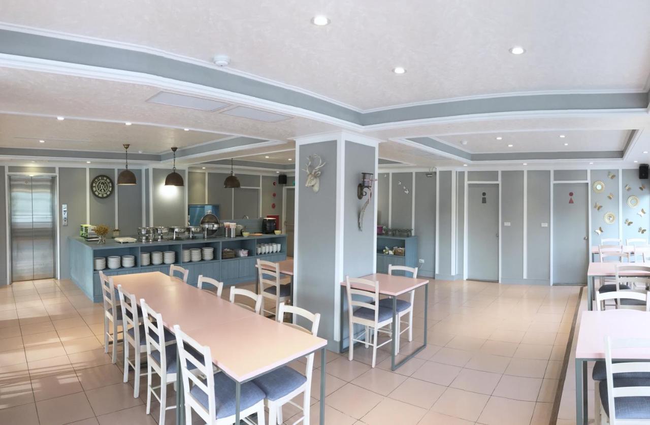 Отель  Wan Tai Hotel  - отзывы Booking