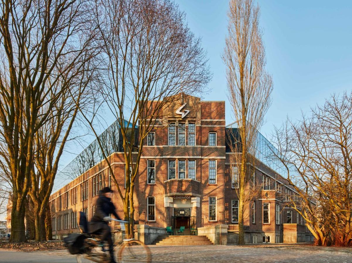 Хостел  Generator Amsterdam