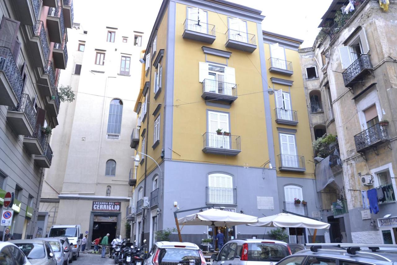 Via Sedile Di Porto.Apartment Sedile Di Porto Naples Italy Booking Com