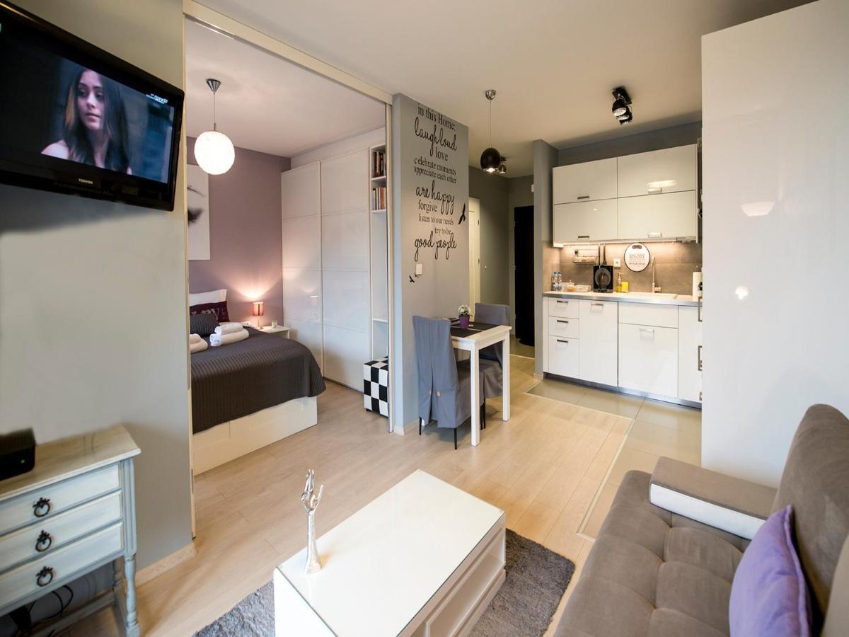 Апартаменты/квартира  Apartment Nadwiślańska