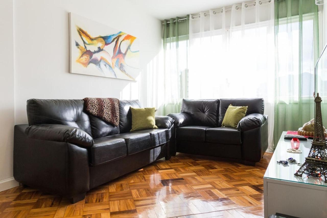 Апартаменты/квартира  Ocean Breeze - 3 Bedrooms Ipanema