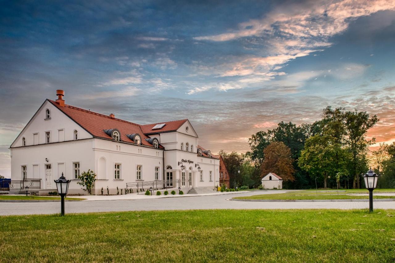 Отель  Hotel Dwór Fijewo