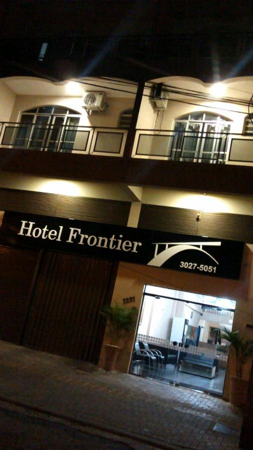 Отель  Hotel Frontier