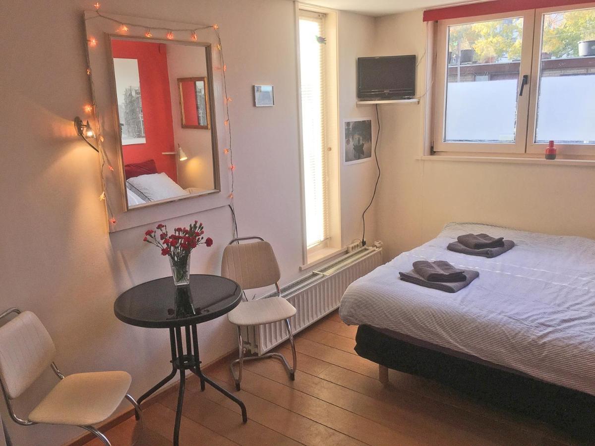 Отель типа «постель и завтрак»  Houseboat Westerdok