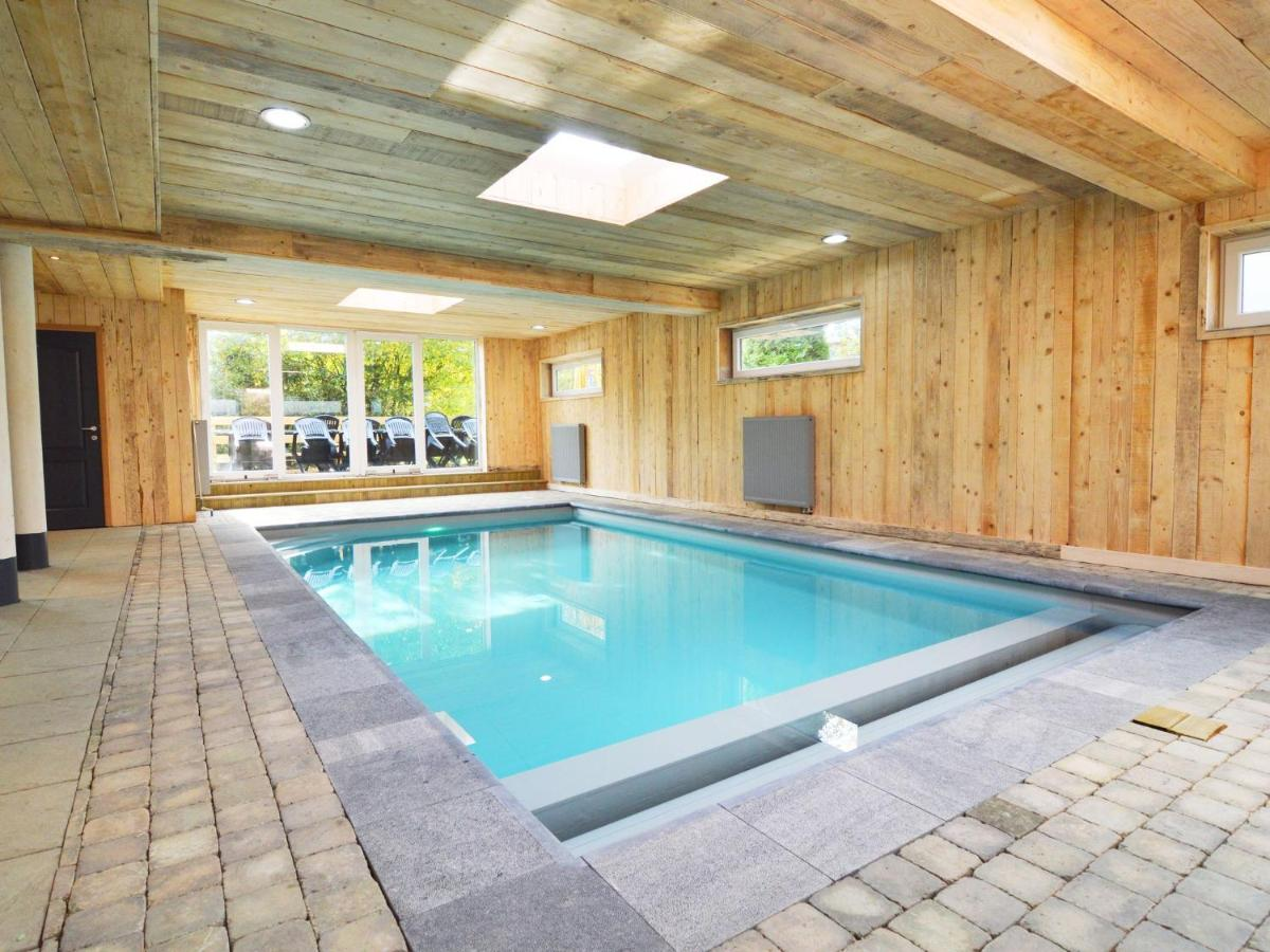Дом для отпуска  Luxury Holiday Home in Malmedy with Sauna near Lake  - отзывы Booking