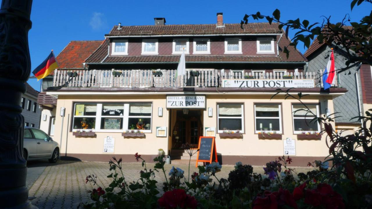 Отель  Hotel zur Post  - отзывы Booking