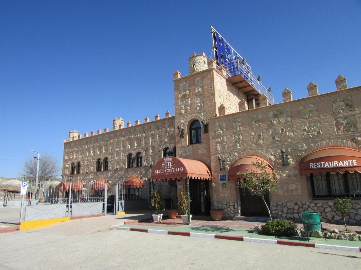 Отель  Hotel Real Castillo