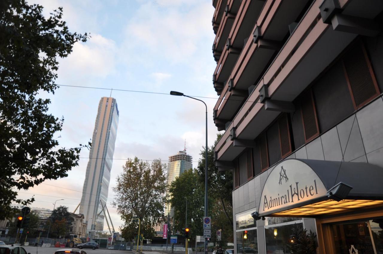 Отель  Отель  Admiral Hotel
