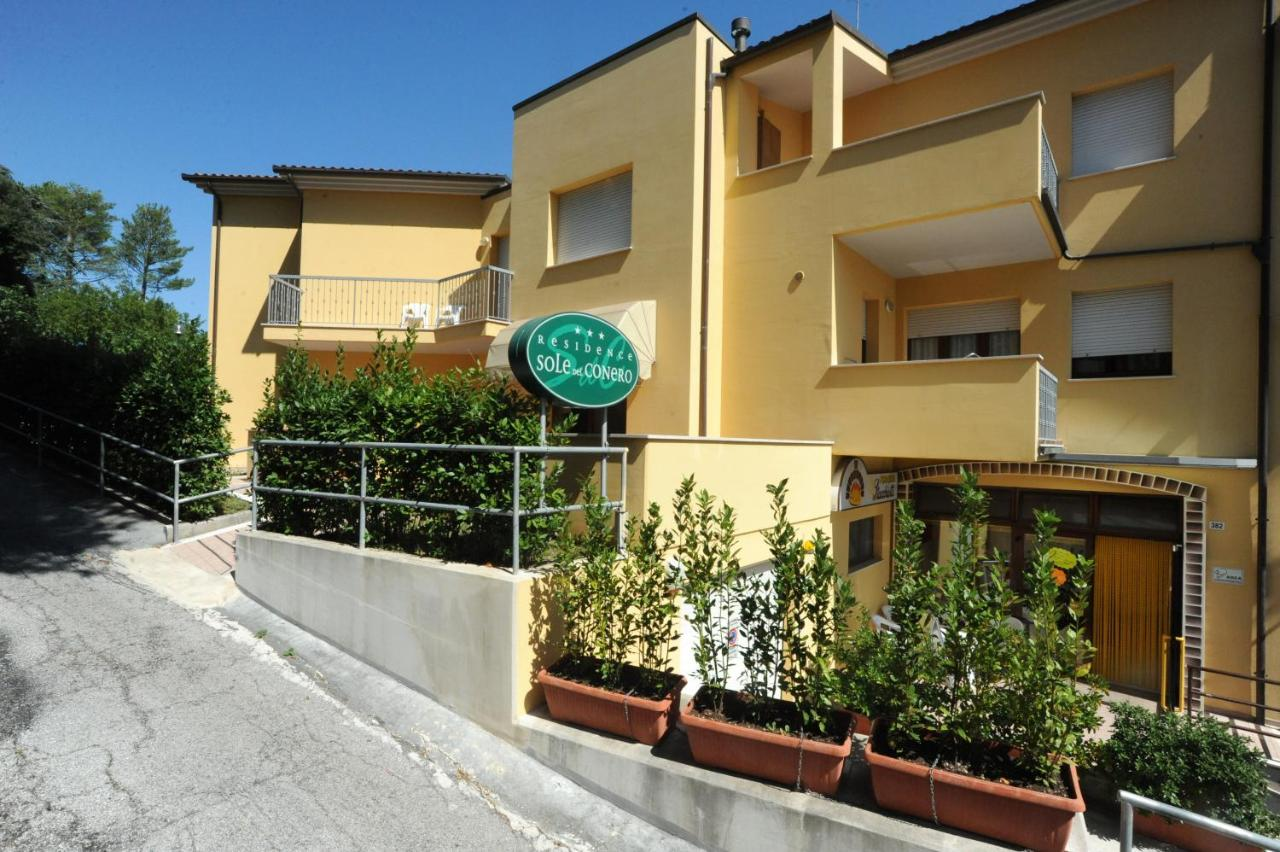 Апарт-отель  Residence Sole Del Conero